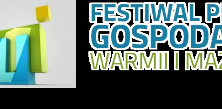 Festiwal Promocji Gospodarczej Warmii iMazur 2014