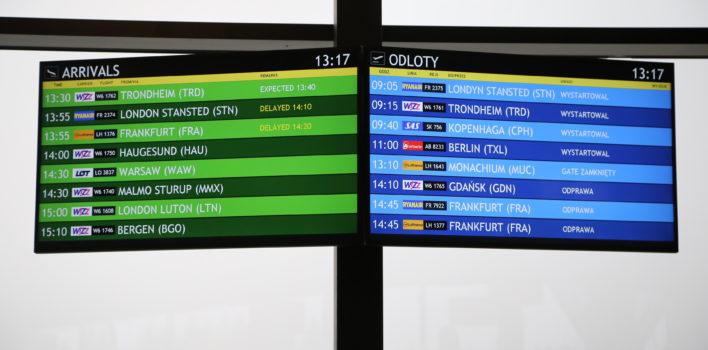 10-tysięczny pasażer nalotnisku Olsztyn-Mazury!