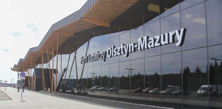 Tanie loty zLondyn Stansted doOlsztyn-Mazury