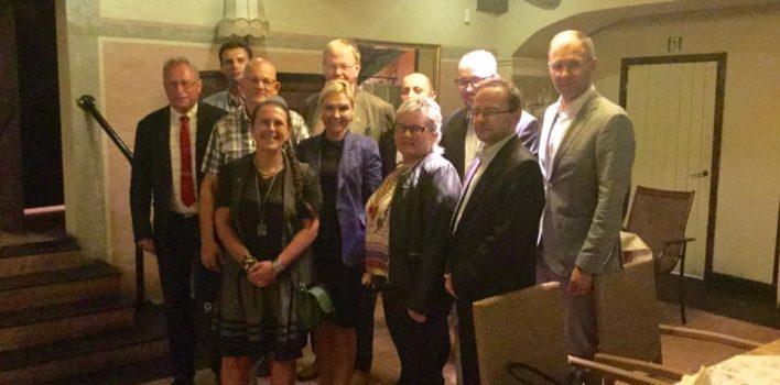 Wizyta przedstawicieli Euroregionu Bałtyk