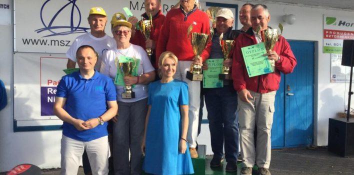 III Żeglarskie Mistrzostwa Polski Seniorów 60+ wGiżycku – 16-18.09.2016r.