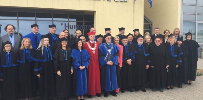 Inauguracja Roku Akademickiego naWydziale Humanistycznym Uniwersytetu Warmińsko – Mazurskiego
