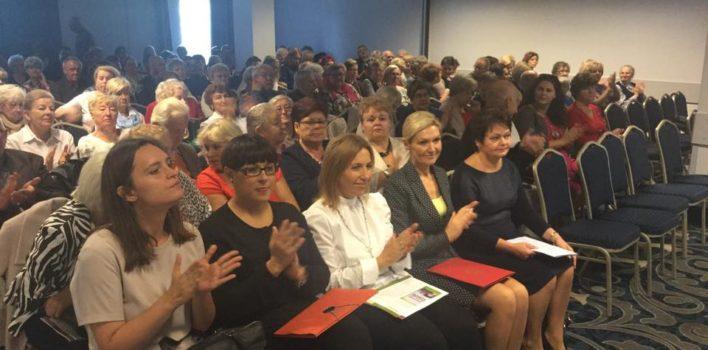 IX Wojewódzka Konferencja zokazji Międzynarodowego Dnia Osób Starszych – 30.09.2016r.