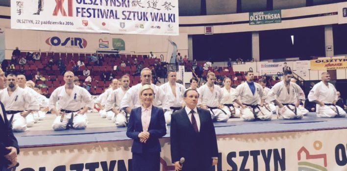 XVII Mistrzostwa Polski Karate Kyokushin Seniorów orazMistrzostwa Polski Juniorów Młodszych – 22.10.2106r.
