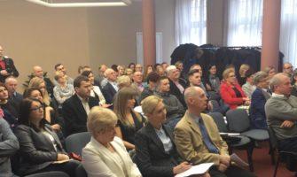 """Konferencja  """"Ekonomia społeczna wturystyce Warmii iMazur""""."""