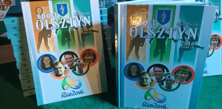 Podsumowanie osiągnięć sportowych za2016 rok wOlsztynie.