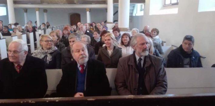 Wykład – Odczyt prof.dra Janusza Małłka 500 lat reformacji.