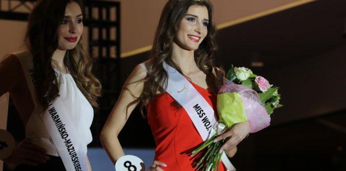 Monika Czajkowska-nową Miss Polonia Warmii iMazur.