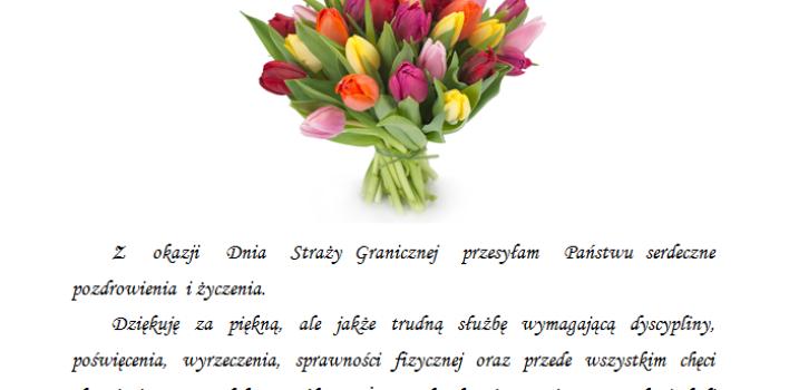 Dzień Straży Granicznej – 16.05.2017r. :)