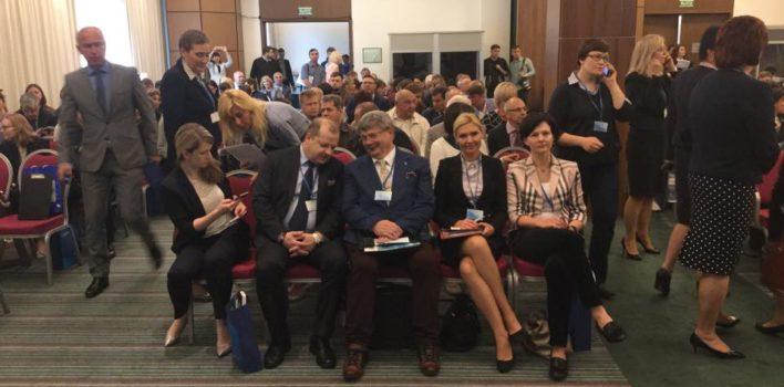 VII Forum Regionów Partnerskich Obwodu Kaliningradzkiego.