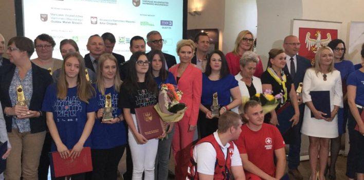 XIV Gala Konkursu Godni Naśladowania.