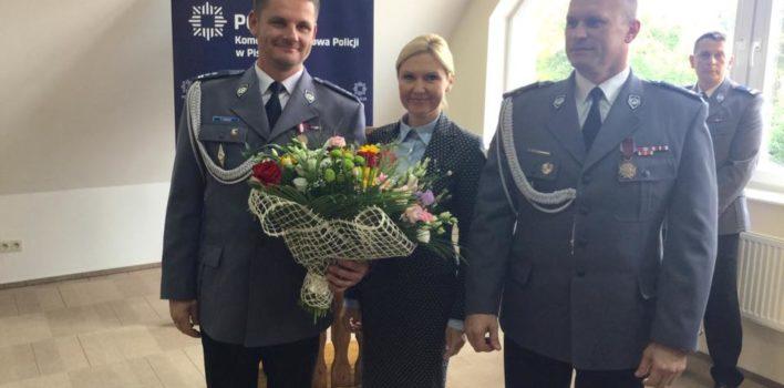 Święto Policji wPiszu.